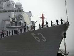 China Says US Ship Violated Its Sovereignty In South China Sea