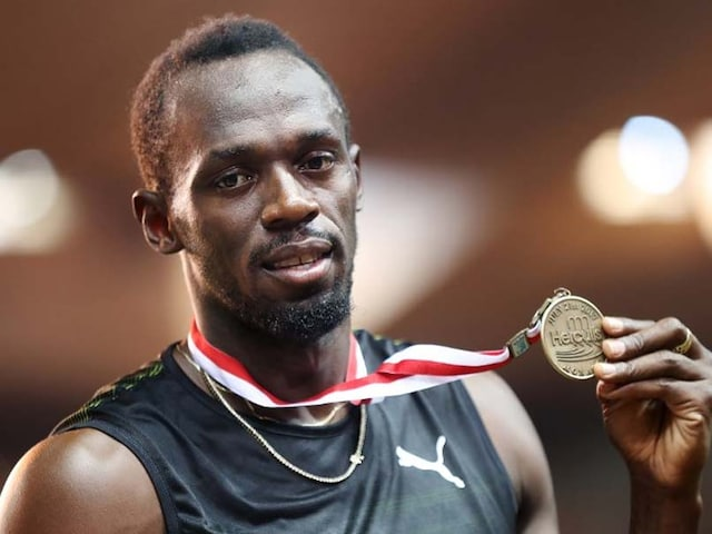 Usain Bolt On Right Path To World 100m Defence