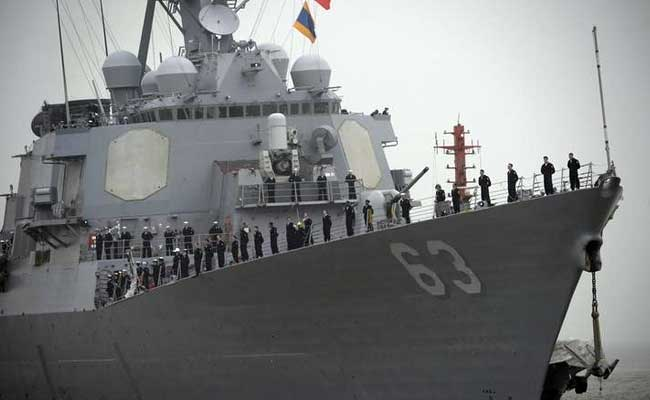 US Warship Near South China Sea Island 'Serious Provocation': China