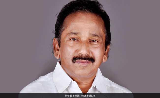 Kerala NCP President Uzhavoor Vijayan Dies At 60