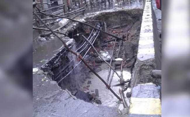 पीएम मोदी की नाक का सवाल बने रहने वाले इस शहर का बारिश में यह कैसा हुआ हाल...