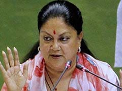 In Rajasthan, New Law To Shield Public Servants From Probe, Embarrassment