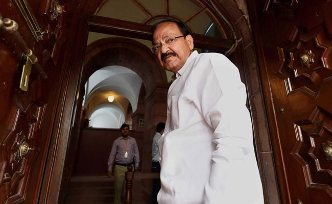 Venkaiah Naidu To Visit Guatemala, Panama, Peru On His First Foreign Trip