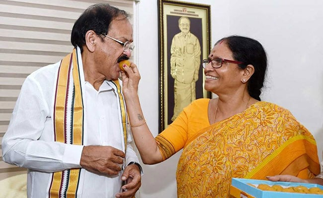 Venkaiah Naidu, Vice Presidential Candidate, Quits BJP And Government