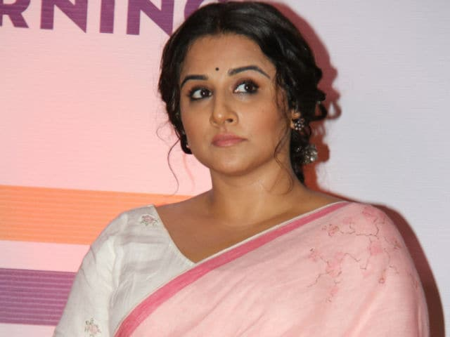 Vidya Balan Is 'Bored' Of Nepotism Talk. Are We Done With The 'N' Word Yet?