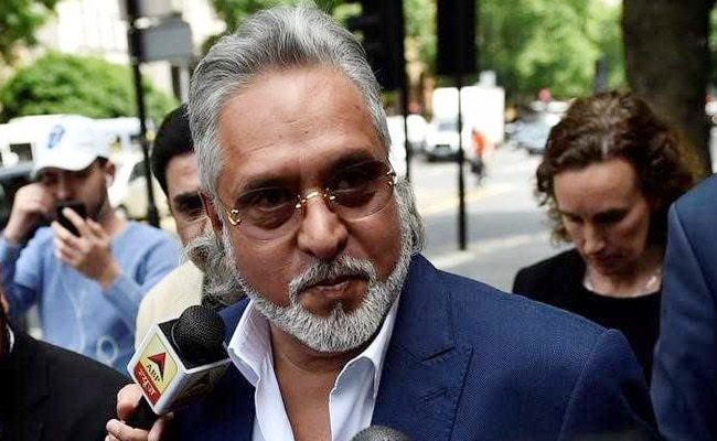 India Submits Vijay Mallya's Extradition Paperwork To His Legal Team