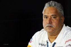 Vijay Mallya Resigns As India's Representative To The FIA