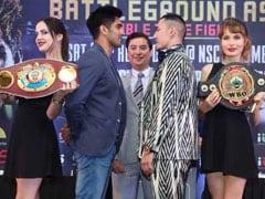 विजेंदर सिंह का चीनी मुक्केबाज मैमतअली पर तंज, कहा - चाइनीज माल है, ज्यादा नहीं चलेगा