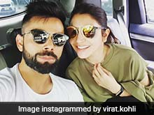 IIFA Awards 2017: Anushka Sharma And Virat Kohli, This Time In New York. See Pic