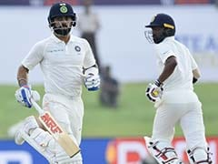 India v Sri Lanka, 1st Test: Virat Kohli, Abhinav Mukund Continue India's Dominance On Day 3