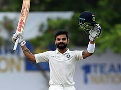 India vs Sri Lanka: Virat Kohli Smashes 17th Test Century, Extends Visitors' Dominance