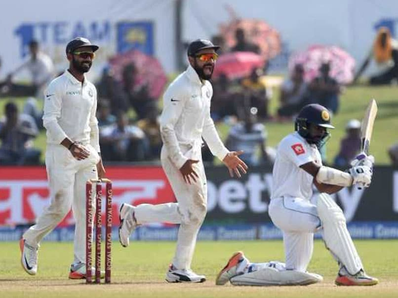 1st Test: Clinical India Crush Sri Lanka By 304 Runs, Take 1-0 Series Lead