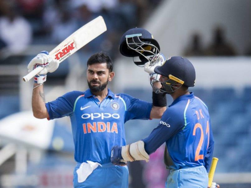 Virat Kohli Breaks Sachin Tendulkars Record For Most ODI Hundreds While Chasing