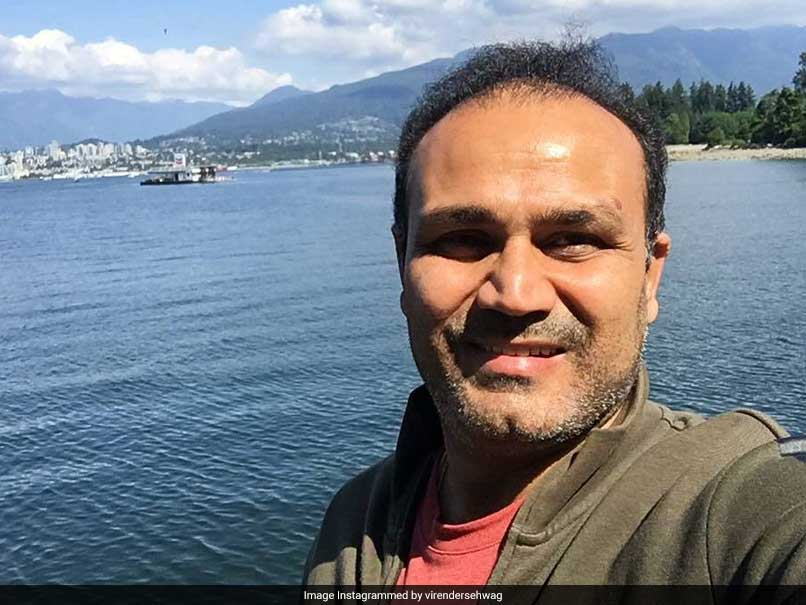 Virender Sehwag, Ignored For The Team India Coaching Job, Chills Out In Canada