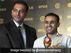 BCCI, Virat Kohli Asked Me To Apply For India Coaching Job: Virender Sehwag