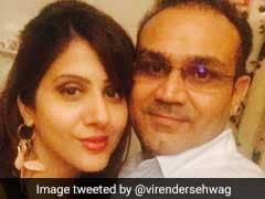 Virender Sehwag's Take On Husband-Wife Relationship Has Twitter In Splits