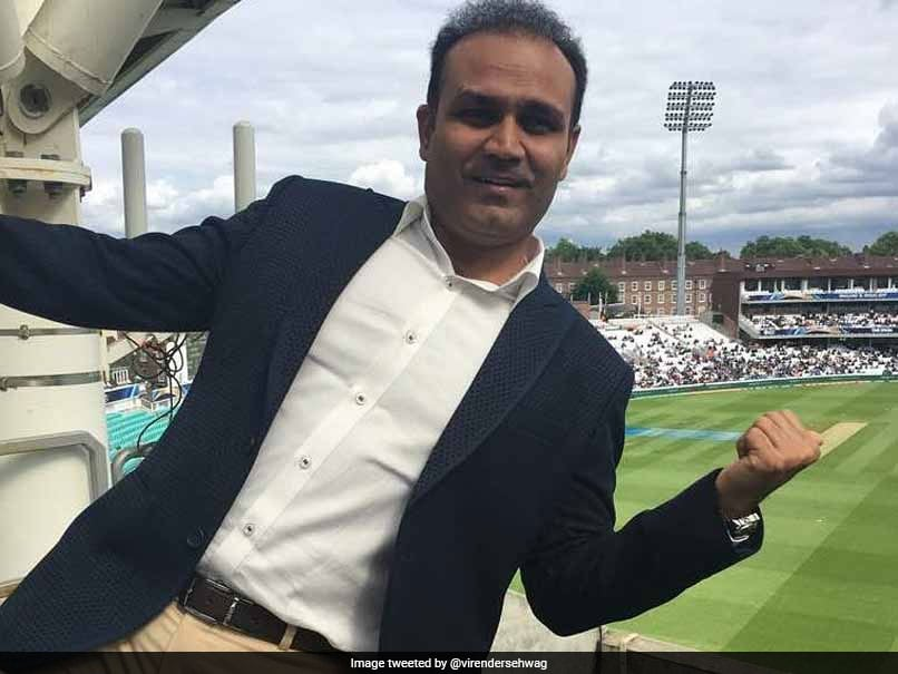Virender Sehwag In Pole Position To Be India