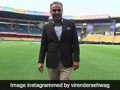 सहवाग ने धोनी को लेकर दिया बड़ा बयान, इस खिलाड़ी को 'माही' की सफलता का श्रेय दिया