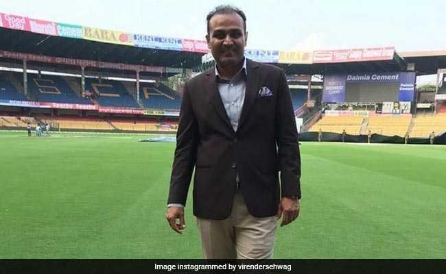 भारतीय टीम के कोच पद की दौड़ में शास्त्री को पछाड़कर आगे निकले वीरेंद्र सहवाग : सूत्र