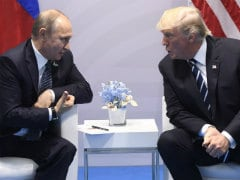 Donald Trump Says Time To Work 'Constructively' With Russia