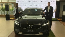 Volvo V90 Cross Country Launched in India; Priced At Rs. 60 lakh