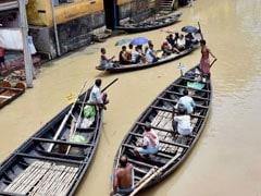 पश्चिम बंगाल में बाढ़ से मरने वालों की संख्या 50 हुई