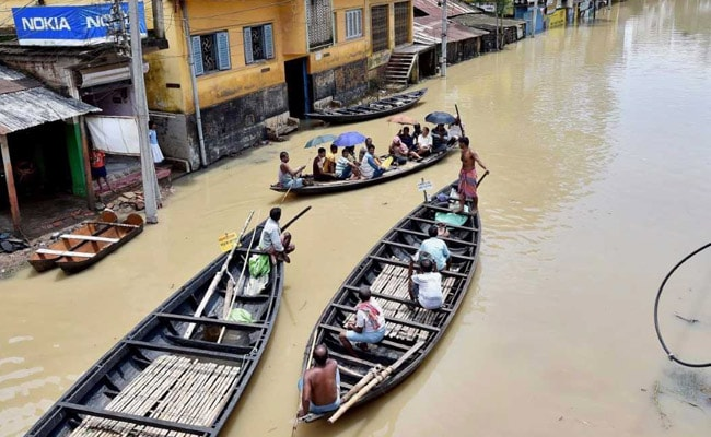 Number Of Dead In West Bengal Flood Reaches 39
