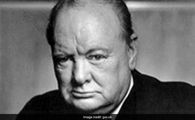 Winston Churchill's Secret Documents Auctioned For 7,400 Pounds