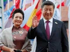 China's Xi Jinping Says Should 'Shelve Differences' In Meeting With British PM Theresa May