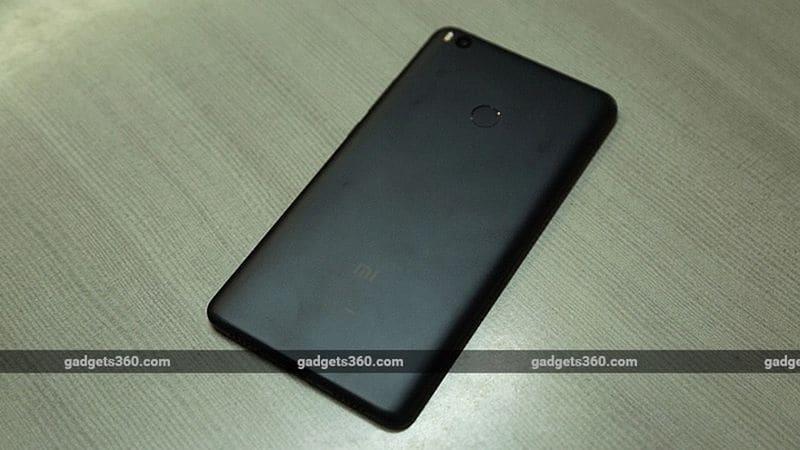Xiaomi Mi Max 2 आज भारत में पहली बार बिकेगा