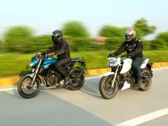 Yamaha FZ25 Vs TVS Apache RTR 200 4V Comparison Review