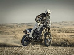 Yamaha MT-07 Adventure Bike Nears Production