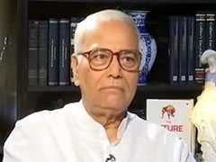 'GST Result Of Compromise Which Isn't Best Solution,' Says Yashwant Sinha: Highlights