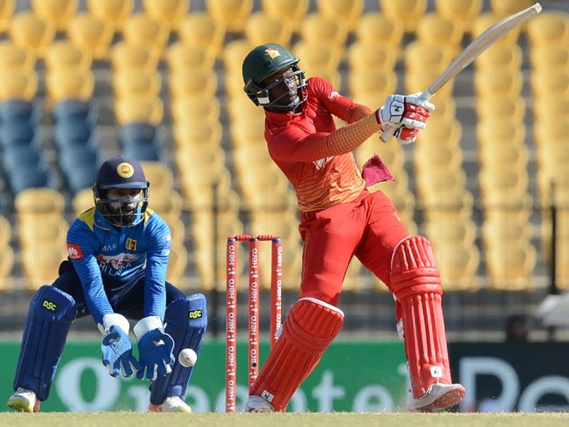 Zimbabwe Beat Sri Lanka By 3 Wickets, Clinch ODI Series 3-2