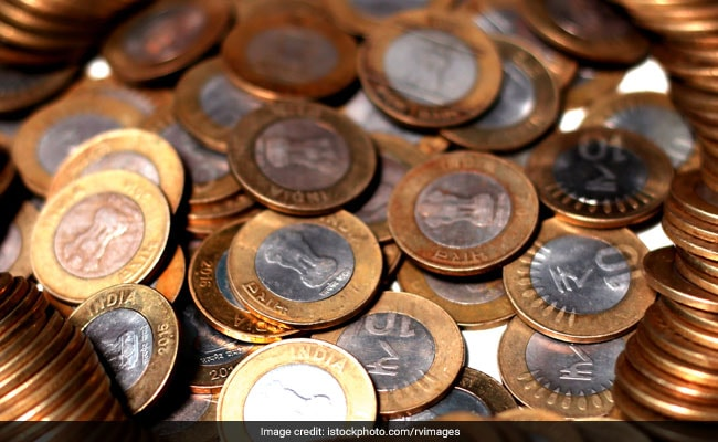 Rupee At 1-Month High Of 63.78 Vs US Dollar