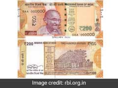 Rs 200 Note To Be Issued From Tomorrow: Photo And Other Features