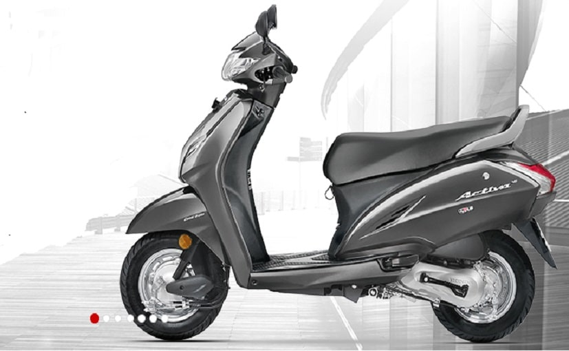 For April- October 2017, Honda has sold ove 20 lakh units of the Activa