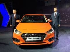 2017 Hyundai Verna Launched In India; Prices Start At Rs. 7.99 Lakh