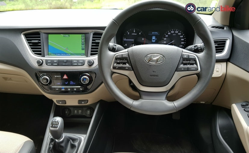 2017 hyundai verna review interior