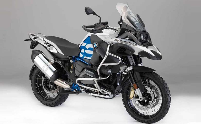 2018 bmw r1200gs r1200gs adventure get new features ndtv carandbike. Cars Review. Best American Auto & Cars Review