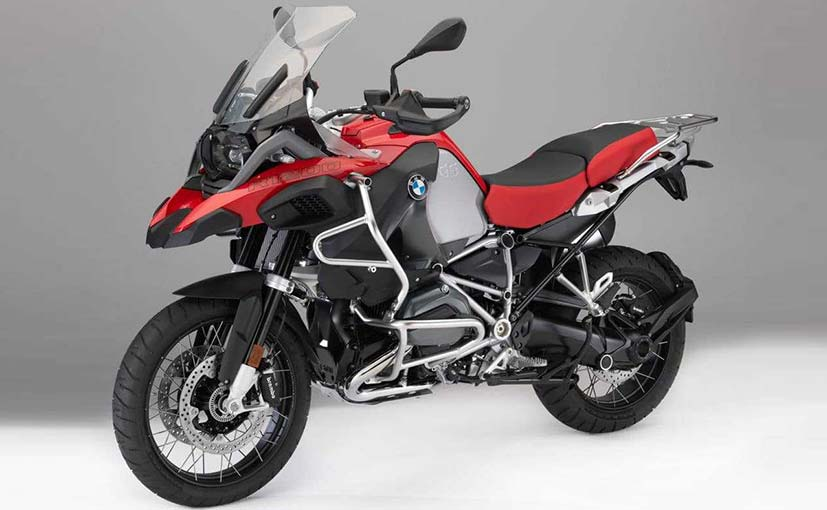 2018 Bmw R1200gs R1200gs Adventure Get New Features Ndtv Carandbike