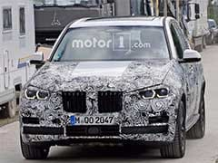 New-Gen BMW X5 Spotted Testing With Production Ready Parts