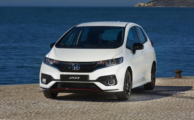 2018 honda jazz facelift. plain jazz 2018 honda jazz facelift face in