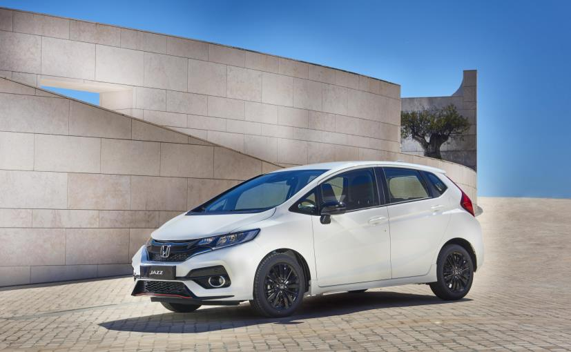 Honda unveils refreshed Jazz Supermini
