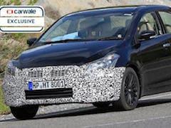 2018 Maruti Suzuki Ciaz Facelift Spied Testing In Spain