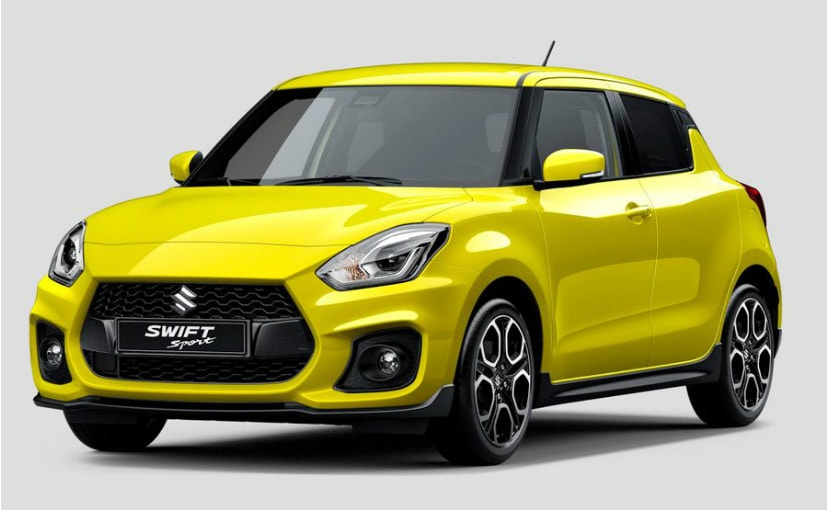 2018 Suzuki Swift Sport Specifications Price Accessories Brochure