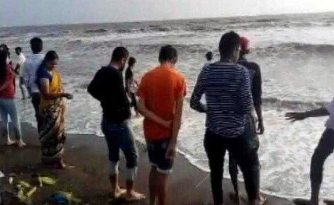 This Morning, 5 Bodies Washed Up On A Gujarat Beach