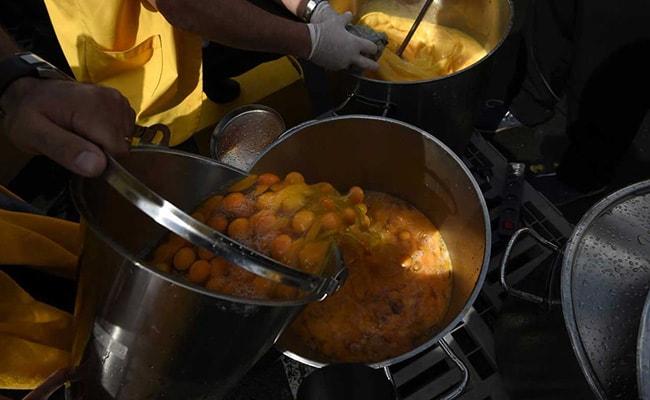 6500 egg omelette giant omlet