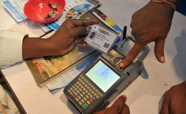 Elderly Bengaluru Woman Gets Aadhaar Without Biometrics As Special Case