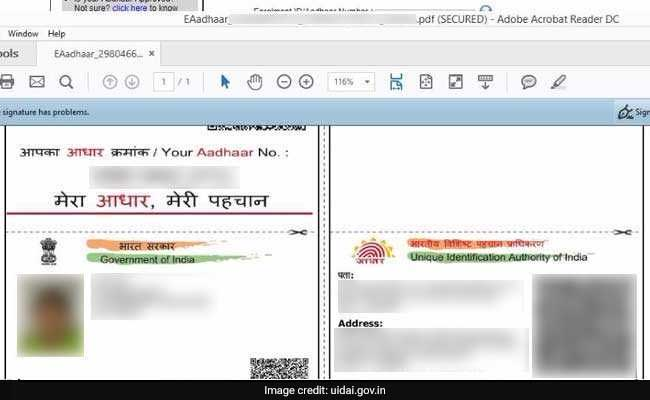 aadhaar digital uidai website 650